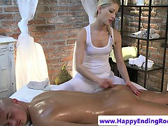 Masseuse model grinding and...