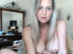 Blonde Hot Granny Webcam...