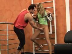 Paula gets pounded