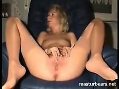 Masturbation german Mum...
