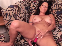 Busty daughter rough fuck
