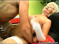 Cock Sucking Granny Get Her...