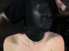 BDSM bondage ginger sub...