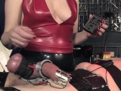 Fetish cbt mistress in...