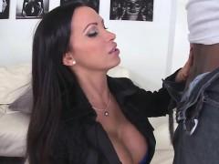 Nikki's pussy was...