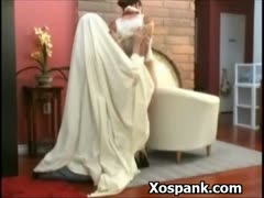 Crazy Spanking Hot Chick In...