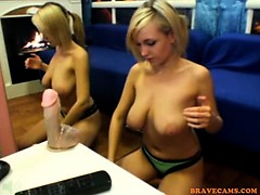 brunette big boobs...