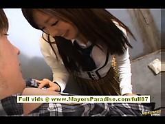 Miyu Hoshino naughty...